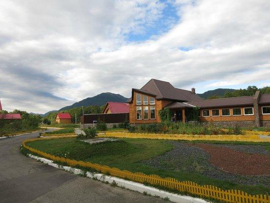 Antarius Guest House: Пейзаж приятный глазу