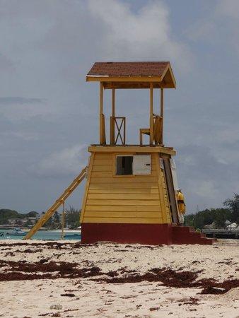 Enterprise (Miami) Beach: Lifegaurd stand
