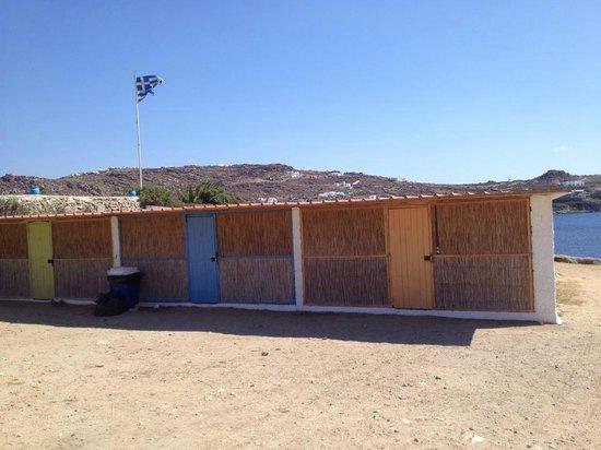 Paraga Beach Hostel & Camping: Alojamento