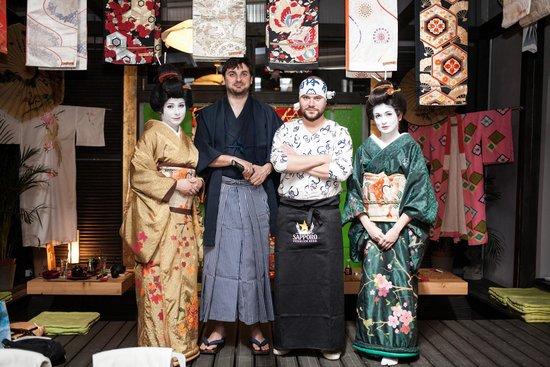 Koji Sushi: Gejsza-Art zmieniamy się dla Państwa