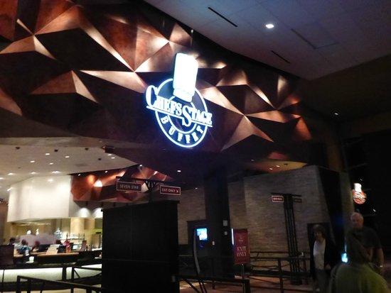 Harrah's Cherokee Hotel: Entrada do Buffet