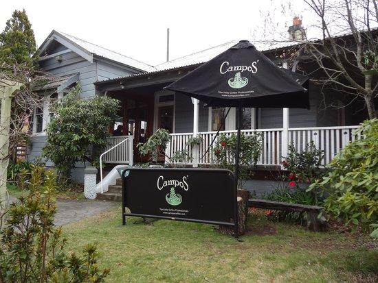 Leuralla: カンポスコーヒー店