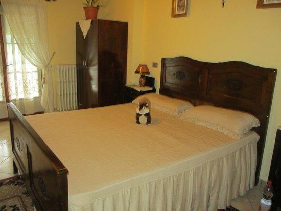 Agri San Bernardo: Una delle camere da letto