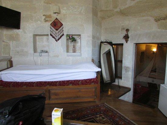 ديفان كيف هاوس: Single bed