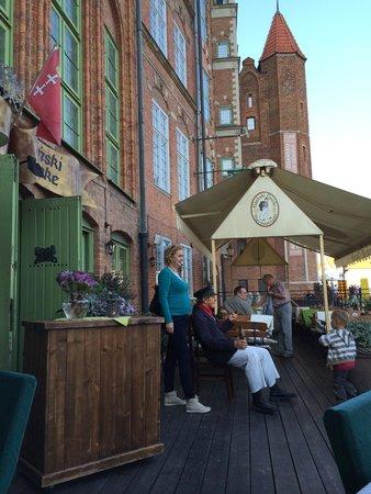 Gdanski Bowke: Idealne miejsce na odpoczynek podczas zwiedzania. Lemoniada - spektakularna