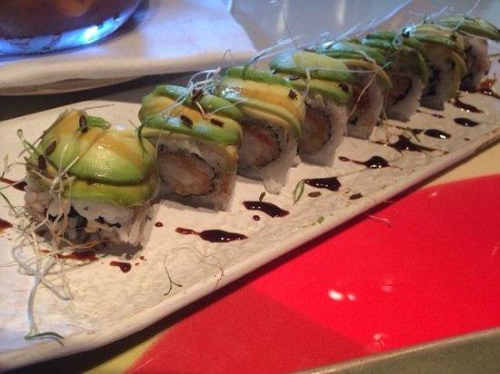 Ikibana Paralelo: Glorious and ooriginal food