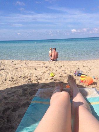 Zeus Beach: Pace...