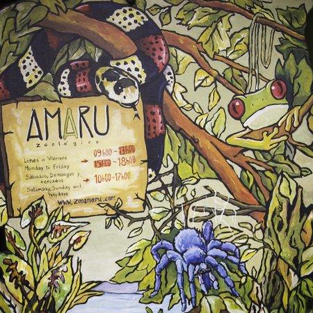 AMARU Bioparque Cuenca Zoologico: Amaru Zoologico
