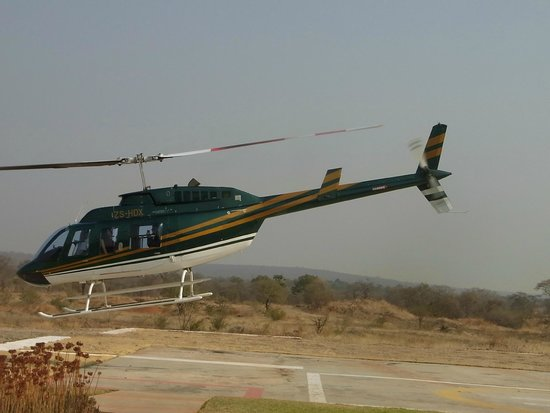 Bonisair Helicopters: The 6 seater helicopter