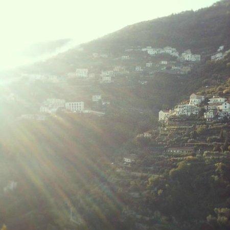 Consorzio di Tutela Limone Costa d'Amalfi: The view