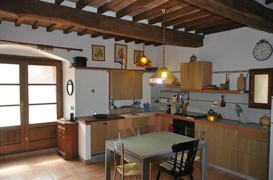 Il Giardino di Romi: Cucina