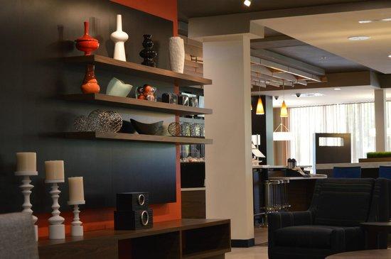 كورتيارد فيلاديلفيا بينساليم: Lobby Lounge