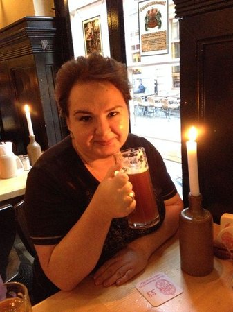 Vetter's Alt Heidelberger Brauhaus: Вечерний пиво