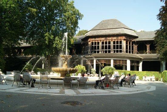 Koniglicher Kurgarten Bad Reichenhall