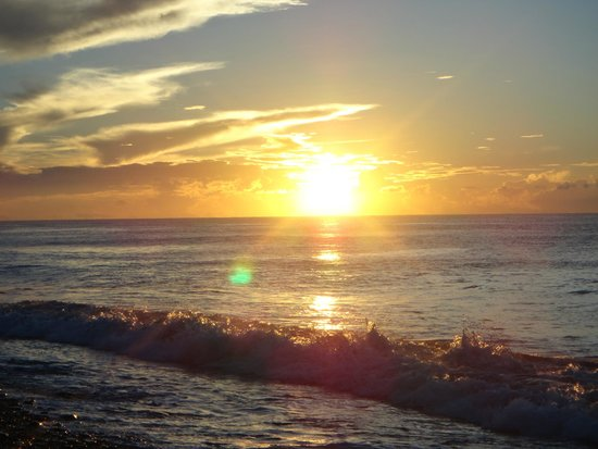 Taitung Seashore Park: 早安--台東..........日出