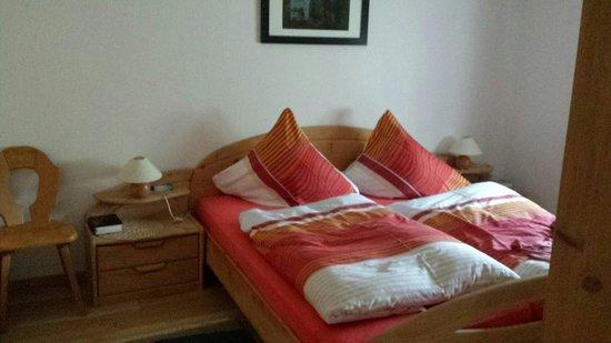 Haus Gertrud Ferienwohnungen: Schlafzimmer Ferienwohnung Anna