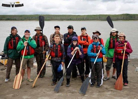 Canoe North Ltd.: Canoe North-Canadian Canoe Foundation Mackenzie River