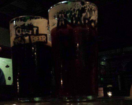 The Attic Bar: Craft Beer