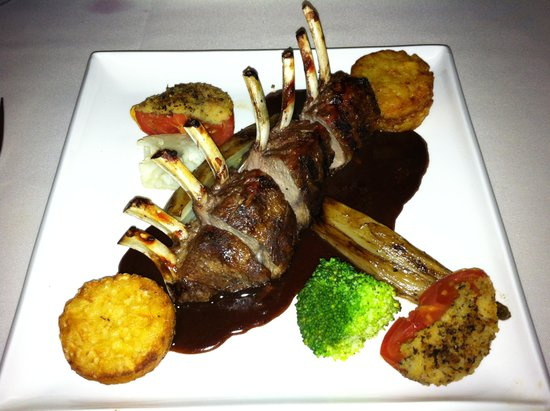 Pieter Pourbus : my delicious rack of lamb