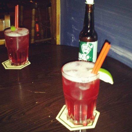 The Attic Bar: Cocktails