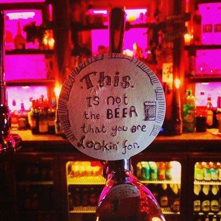 The Attic Bar: Geeky Paradise