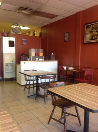 La Abeja Bakery: simple and very Mexican