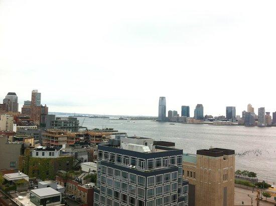 هوتل هوجو: panorama dal roof top
