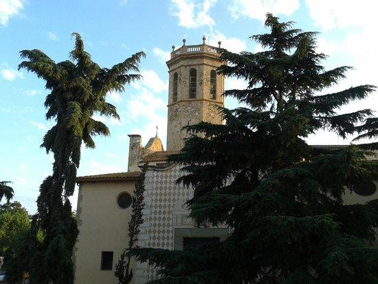 Hotel Merce: Вид на церковь 2