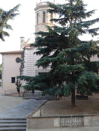 Hotel Merce: Вид на церковь 1