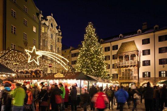Alp Art Hotel : Weihnachten in Tirol