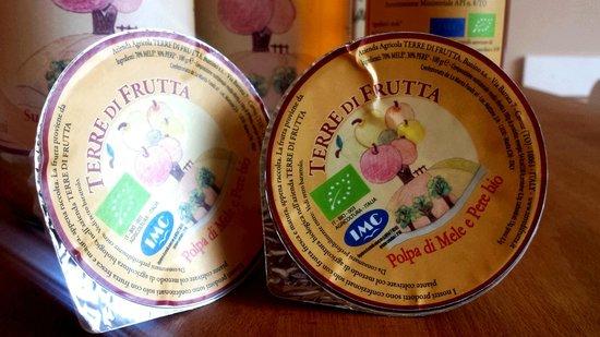 La Briciola: Le papette di frutta biologiche