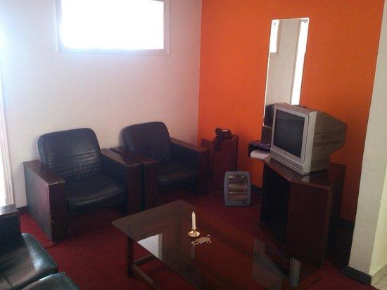 Krishna Residency: Living Room