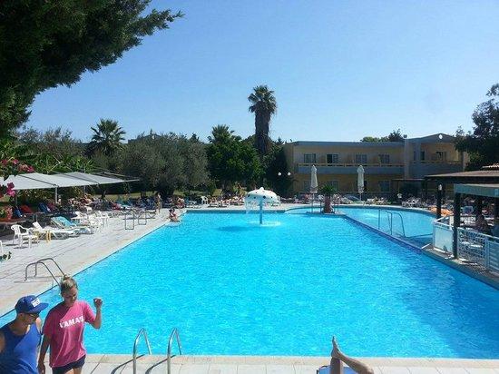 Golden Odyssey Kolimbia: Pool View
