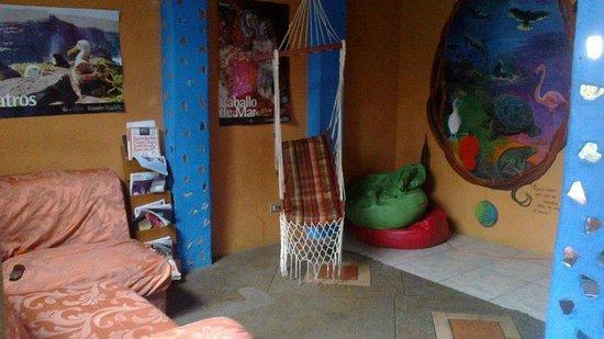 DreamKapture Hostel: SALA RECREATIVA