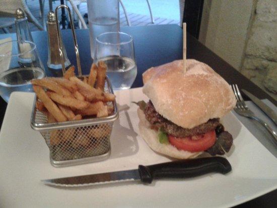 Aqueste-Ko: hamburger maison