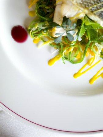 Ristorante La Colonna : Artfully delicious!