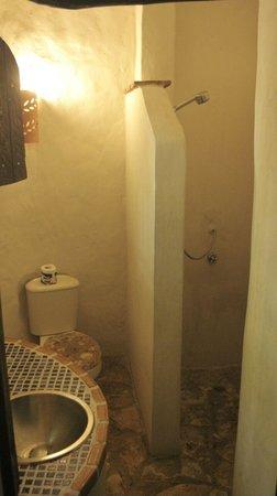 Guesthouse Las Piedras: badroom