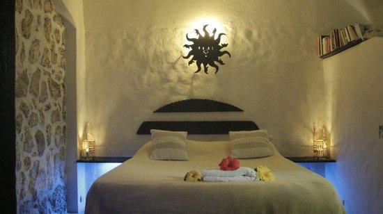 Guesthouse Las Piedras: habitacion