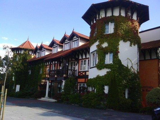 Hotel Torres de Somo: Con encanto