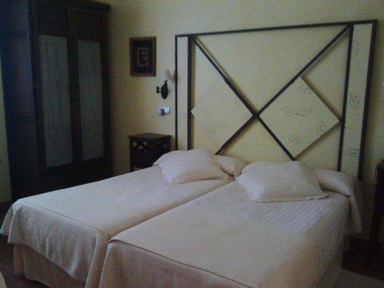 Hotel Torres de Somo: Preciosa habitación