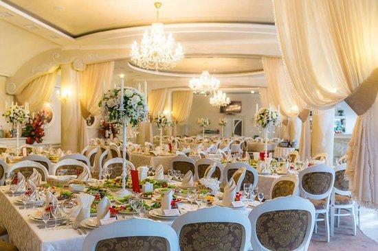 Uzhhorod, Ucrania: Ресторан
