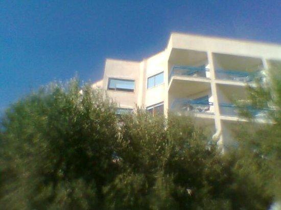 هوتل بايا ديلي سيريني: Camera vista mare piscina