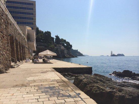 Hotel Excelsior Dubrovnik: Fantastico