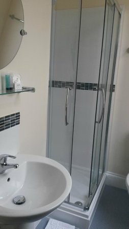 Esk Vale Guest House: Room 5 Bathroom