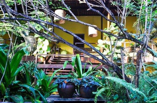 Hotel Ponta do Madeiro: Acesso a categoria Master (1º andar)