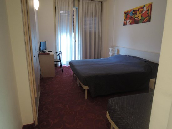 Hotel Ristorante Croce Bianca: la stanza