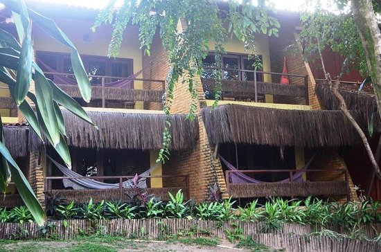 Hotel Ponta do Madeiro: Aptos