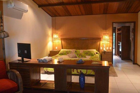 Hotel Ponta do Madeiro: Apto Super