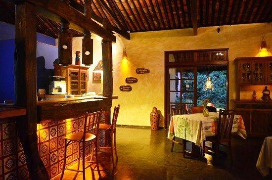 Hotel Ponta do Madeiro: Bar e Restaurante