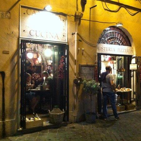 Cantina & Cucina: Cantina & Cucina, Rome, Italy